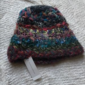 Warm color hat